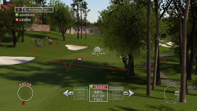 Tiger Woods PGA TOUR 12: The Masters Screenshot #51 for Xbox 360