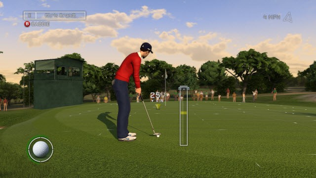 Tiger Woods PGA TOUR 12: The Masters Screenshot #33 for PS3