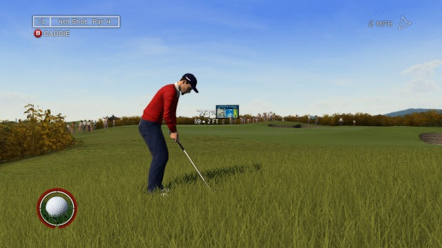 Tiger Woods PGA TOUR 12: The Masters Screenshot #34 for PS3
