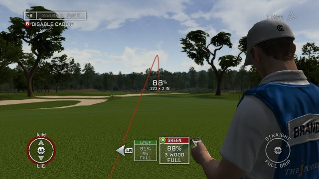 Tiger Woods PGA TOUR 12: The Masters Screenshot #35 for PS3