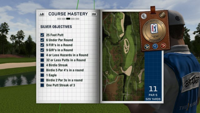 Tiger Woods PGA TOUR 12: The Masters Screenshot #36 for PS3