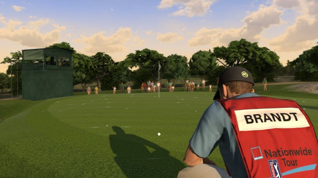 Tiger Woods PGA TOUR 12: The Masters Screenshot #37 for PS3