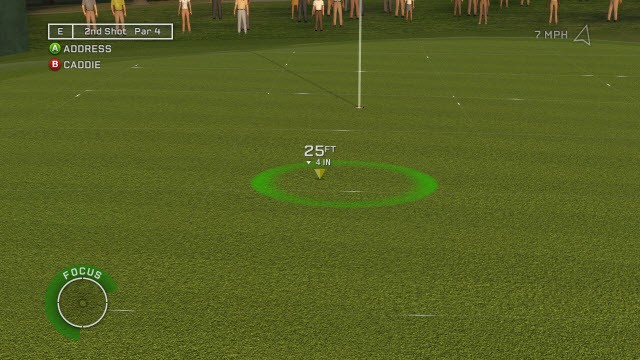Tiger Woods PGA TOUR 12: The Masters Screenshot #39 for PS3