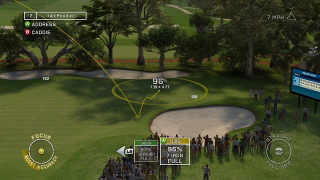 Tiger Woods PGA TOUR 12: The Masters Screenshot #41 for PS3