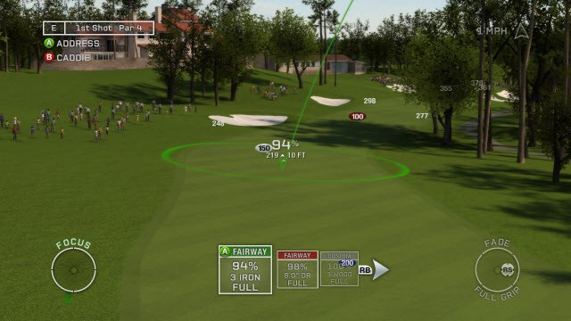 Tiger Woods PGA TOUR 12: The Masters Screenshot #44 for PS3