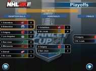 NHL 2K11 screenshot #3 for iPad - Click to view