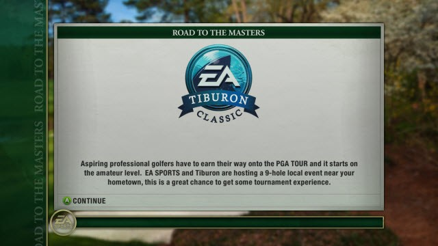 Tiger Woods PGA TOUR 12: The Masters Screenshot #55 for Xbox 360