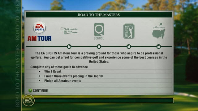 Tiger Woods PGA TOUR 12: The Masters Screenshot #56 for Xbox 360