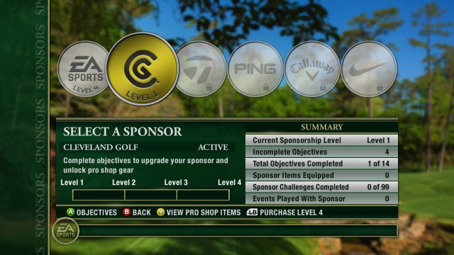Tiger Woods PGA TOUR 12: The Masters Screenshot #57 for Xbox 360
