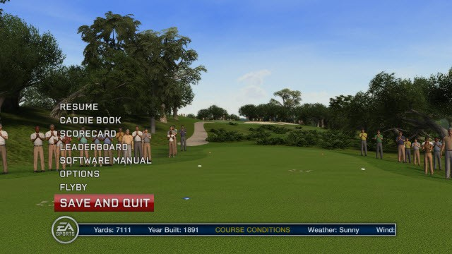 Tiger Woods PGA TOUR 12: The Masters Screenshot #64 for Xbox 360