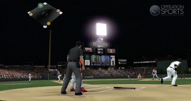 Major League Baseball 2K11 Screenshot #56 for Xbox 360