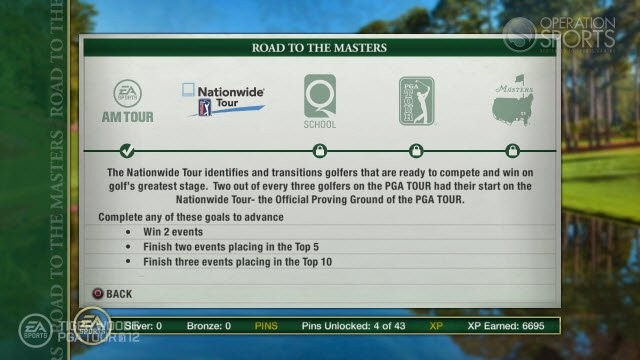 Tiger Woods PGA TOUR 12: The Masters Screenshot #85 for PS3