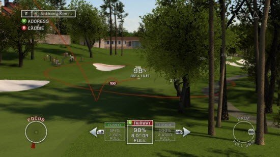 Tiger Woods PGA TOUR 12: The Masters Screenshot #98 for PS3