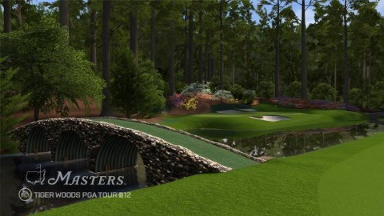 Tiger Woods PGA TOUR 12: The Masters Screenshot #109 for PS3