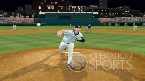 Major League Baseball 2K11 Screenshot #2 for Wii