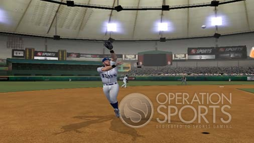Major League Baseball 2K11 Screenshot #3 for Wii