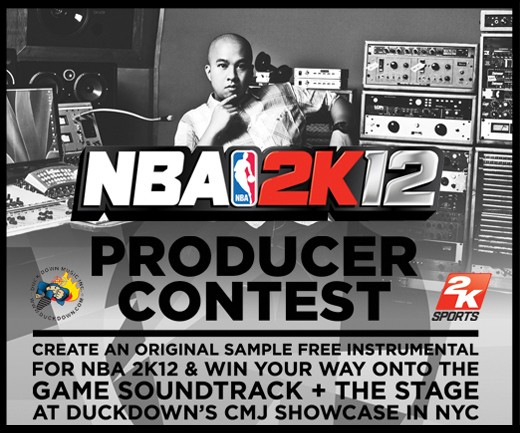 NBA 2K12 Screenshot #1 for PS3