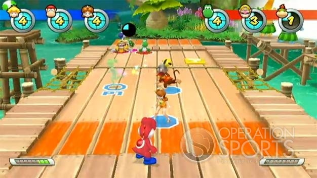 Mario Sports Mix Screenshot #4 for Wii