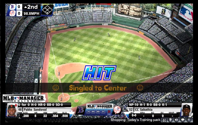 MLB Manager Online  Screenshot #7 for PC