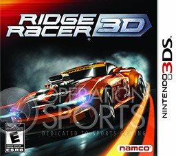 Ridge Racer 3D Screenshot #2 for 3DS