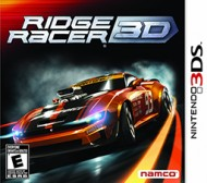 Ridge Racer 3D screenshot #2 for 3DS - Click to view
