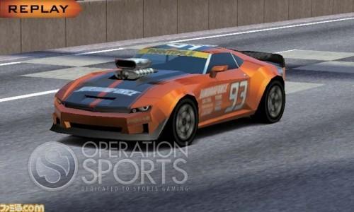 Ridge Racer 3D Screenshot #5 for 3DS