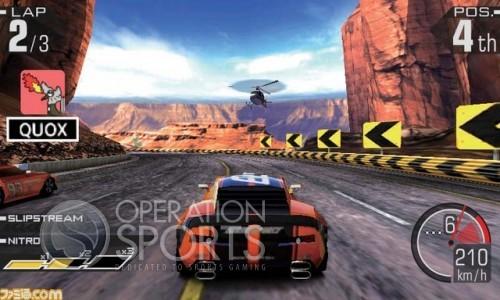 Ridge Racer 3D Screenshot #6 for 3DS