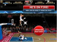 EA Sports NBA JAM screenshot #1 for iPad - Click to view