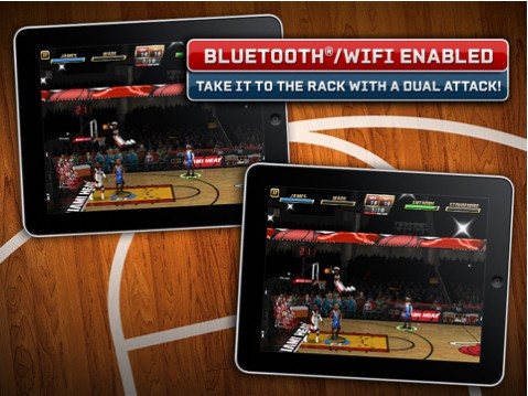 EA Sports NBA JAM Screenshot #2 for iPad
