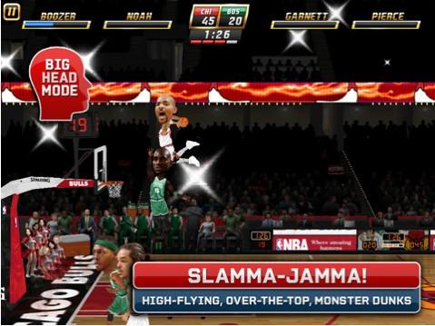 EA Sports NBA JAM Screenshot #3 for iPad