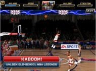 EA Sports NBA JAM screenshot #5 for iPad - Click to view
