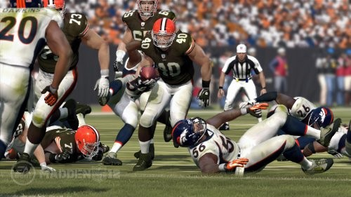 Madden NFL 12 Screenshot #47 for Xbox 360