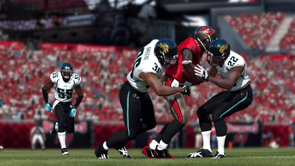 Madden NFL 12 Screenshot #58 for Xbox 360