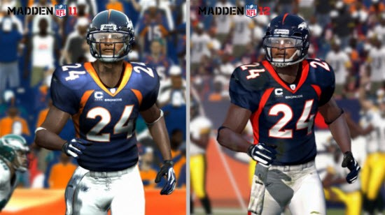 Madden NFL 12 Screenshot #106 for Xbox 360