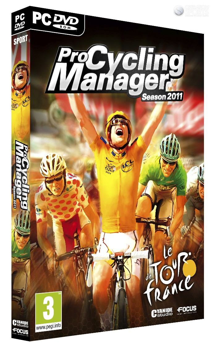 Pro Cycling Manager: Tour de France 2011 Screenshot #2 for PC