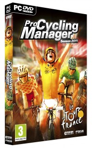 Pro Cycling Manager: Tour de France 2011 screenshot #2 for PC - Click to view