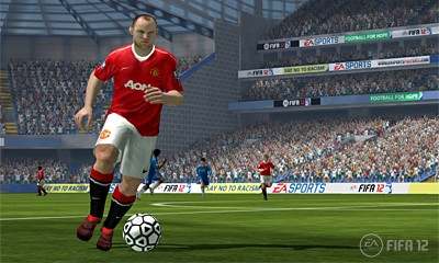 FIFA 12 Screenshot #1 for 3DS