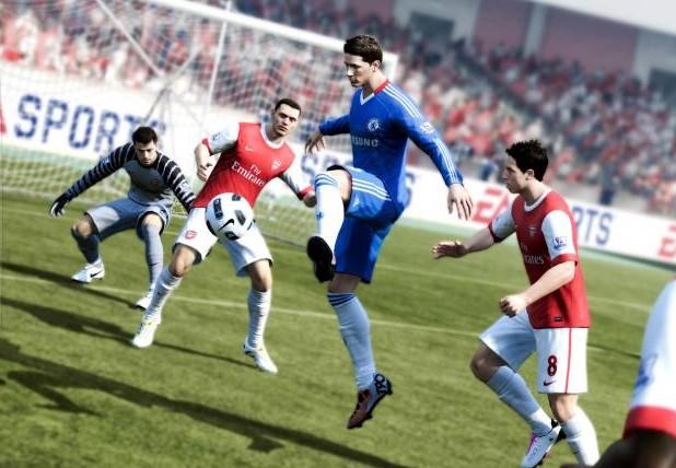 FIFA Soccer 12 Screenshot #8 for Xbox 360