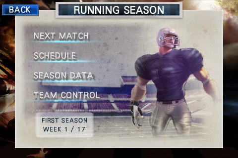 Tecmo Bowl Throwback Screenshot #3 for iPhone