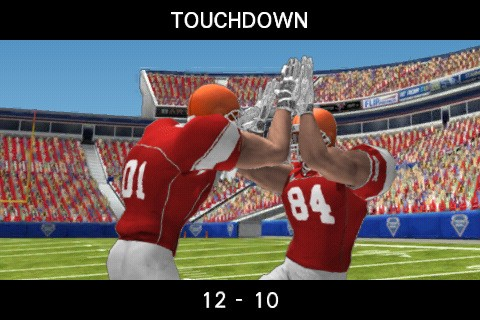 Tecmo Bowl Throwback Screenshot #5 for iPhone