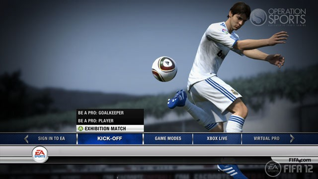 FIFA Soccer 12 Screenshot #21 for Xbox 360