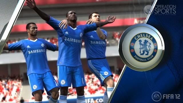 FIFA Soccer 12 Screenshot #18 for PS3