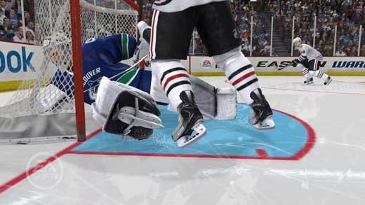 NHL 12 Screenshot #8 for Xbox 360