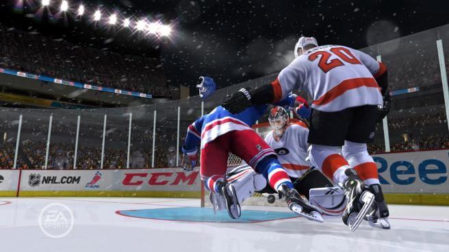 NHL 12 Screenshot #9 for Xbox 360