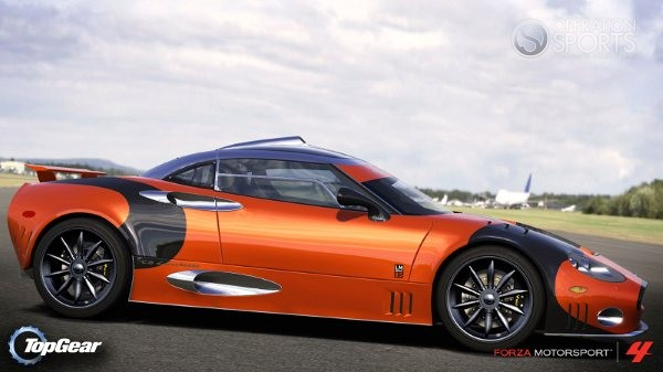 Forza Motorsport 4 Screenshot #12 for Xbox 360