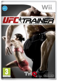 UFC Personal Trainer screenshot #1 for Wii - Click to view