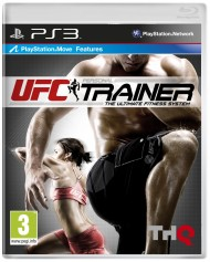 UFC Personal Trainer screenshot #1 for PS3 - Click to view