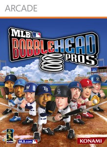 MLB Bobblehead Pros Screenshot #1 for Xbox 360