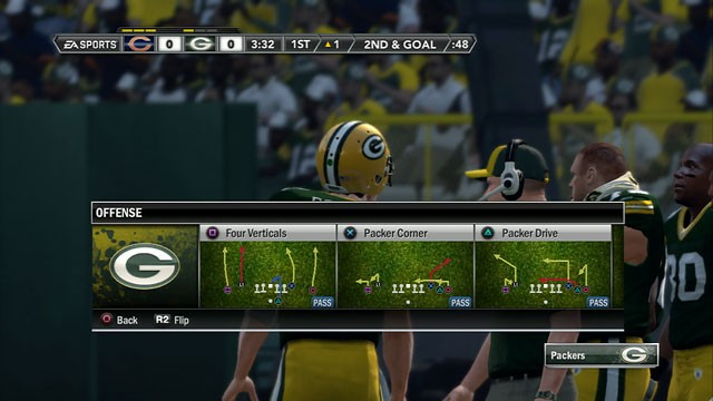 Madden NFL 12 Screenshot #309 for Xbox 360