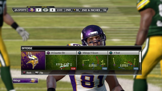 Madden NFL 12 Screenshot #310 for Xbox 360